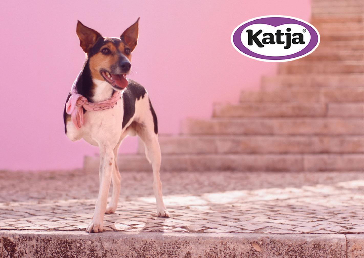 Katja veggie campagne